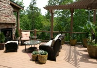 Designing A Deck And Patio