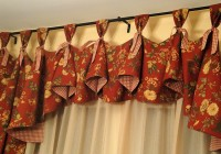 Dining Room Curtains And Valances