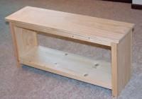 Diy Wood Bench Plans