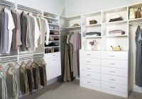 Do It Yourself Closet Systems Lowes