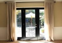 Door Window Curtain Rod
