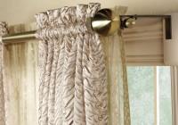double curtain rod ideas