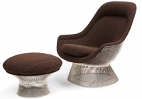 Easy Chairs With Ottomans