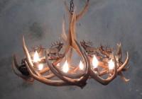 Elk Antler Chandeliers For Sale