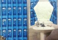Fall Color Shower Curtains