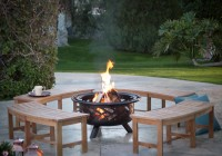 Fire Pit Benches Sale