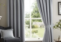 Grey Linen Curtains Uk