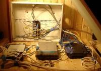 Home Network Closet Design