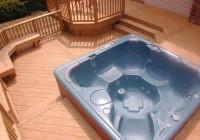 Hot Tub Deck Plans Free