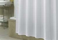 Hotel Stripe Shower Curtain