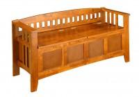 Indoor Storage Bench Plans