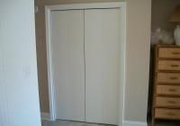 Installing Closet Doors On Tile