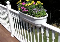 Lowes Deck Railing Planter Boxes