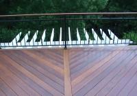 metal deck railings do it yourself