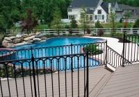 Metal Handrails For Decks