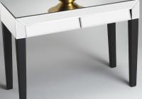 mirrored console table canada
