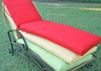 outdoor chaise lounge cushions walmart