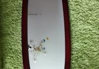 Oval Wall Mirror Full Length