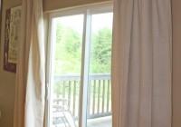 Patio Door Curtains Grommet Top