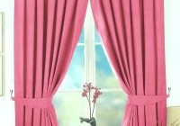 Pink Nursery Curtains Canada
