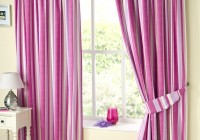 Pink Striped Curtains Uk