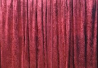 Pink Velvet Curtains Ebay