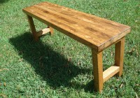 Reclaimed Wood Bench Etsy