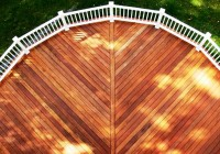 Redwood Deck Stain Reviews