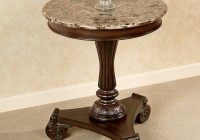 Round Side Tables For Sale