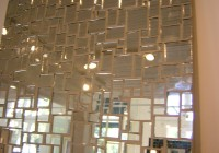 Self Adhesive Mirror Wall Tiles