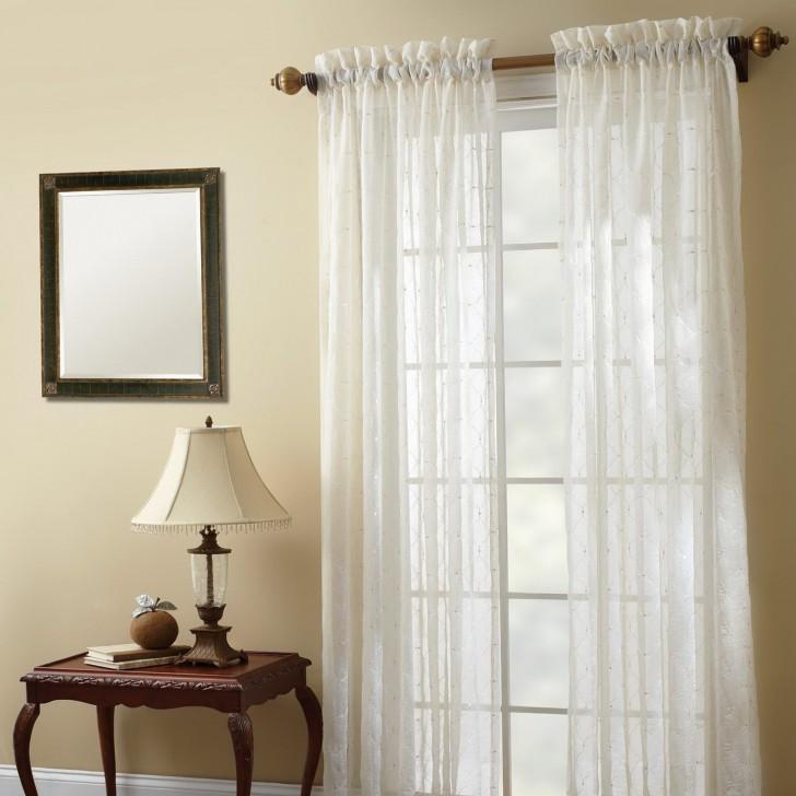 Permalink to Sheer Bathroom Window Curtains