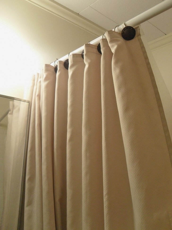 Permalink to Shower Curtains Rods Target