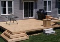 Simple Deck Design Ideas