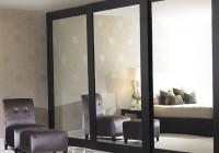 Sliding Door Closet With Mirror
