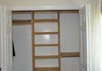 Small Closet Shelves Ideas