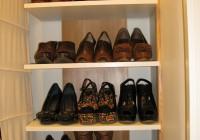 Small Shoe Racks For Closet
