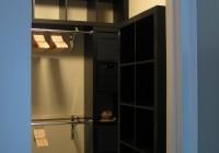 small walk in closet designs