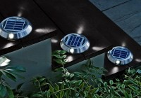 Solar Powered Deck Lights B&q