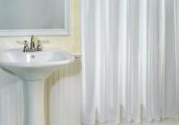 Standard Size Shower Curtain Liner