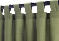 Sunbrella Outdoor Curtains 120