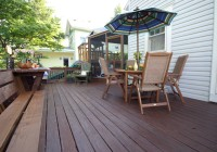 Thompson Deck Sealer Price