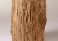Tree Stump Side Table Australia