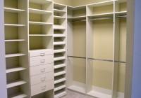 White Closet Shelving Systems