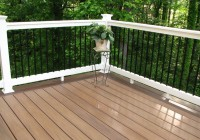 Wolf Pvc Decking Colors