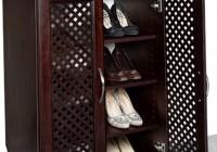 Wooden Closet Shoe Rack