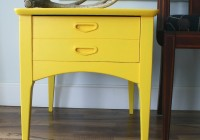 Yellow Side Table Ikea