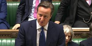 Cameron promises full refund for energy policy