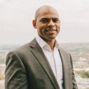 Bristol Mayor Marvin Rees backs the city's low carbon transition