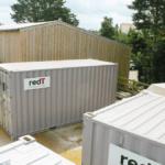 RedT's vanadium redox flow energy storage machines