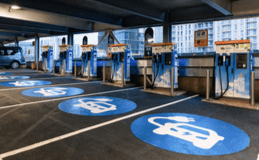Engenie's rapid charging hub at Stratford